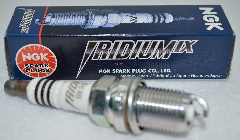 6 New NGK Iridium IX LFR6AIX-11 Spark Plugs 6619 For Infiniti G35