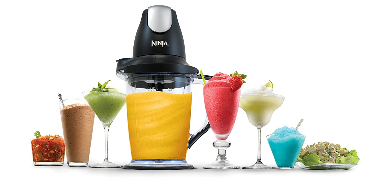 Buy Ninja Master Prep (QB1000) 450 Watt Food Processor Online At Low Prices  In India   Amazon.in