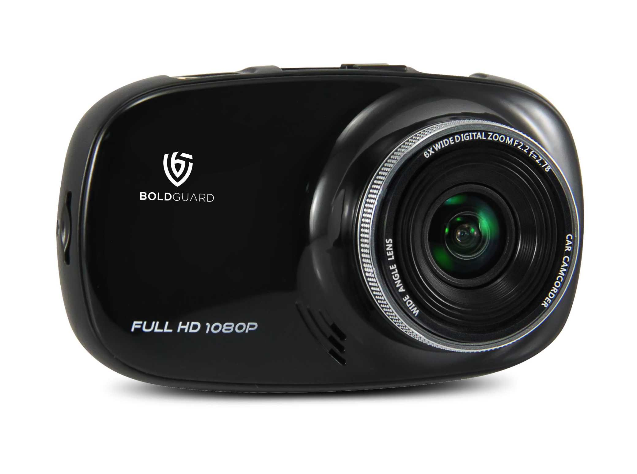 Boldguard Dash Cam HD - High-Definition 1080p Dash Cam Recorder with Motion Sensor - Perfect for Any Type of Car or Truck