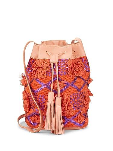 20170d10f8 Antik Batik Femme Sac seau: Amazon.fr: Chaussures et Sacs