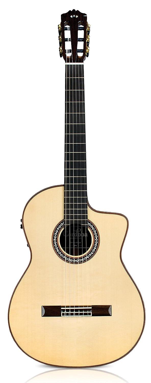 Cordoba GK Pro Negra acústica eléctrica (cuerdas de nailon ...