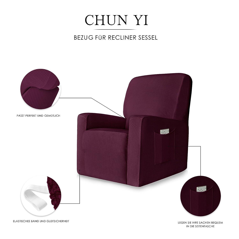 Chun Yi 1 Stuck Jacquard Husse Uberzug Bezug Fur Fernsehsessel