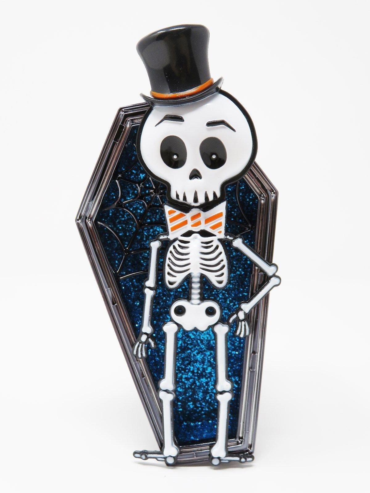 Bath & Body Works Wallflower Fragrance Nightlight Plug Sparkling Skeleton