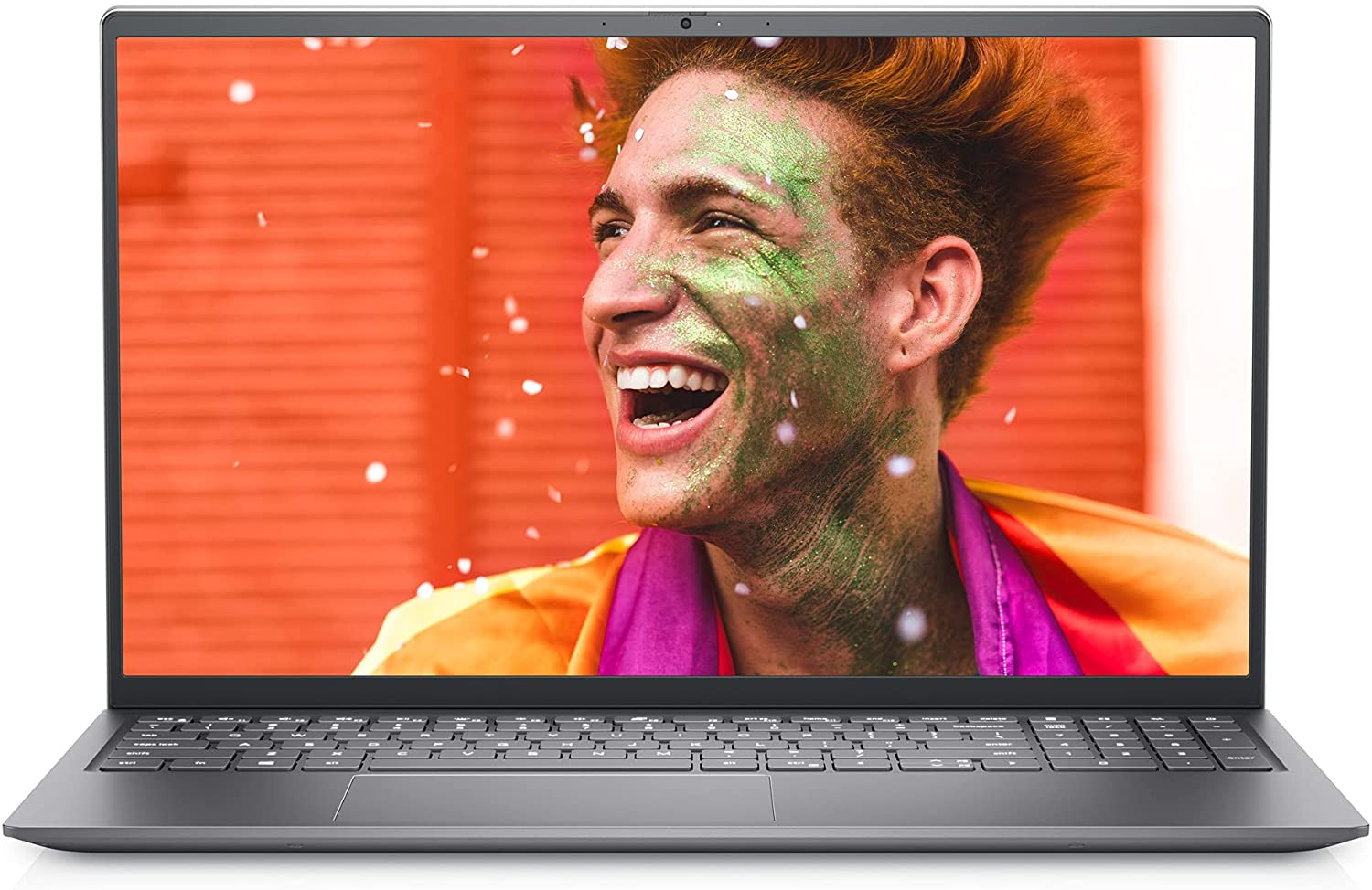 Dell Inspiron 15 5515, 15.6 inch FHD Touch Laptop - AMD Ryzen 7 5700U, 16GB DDR4 RAM, 512GB SSD, AMD Radeon Graphics with Shared Graphics Memory , Windows 10 Home - Platinum Silver (Latest Model)