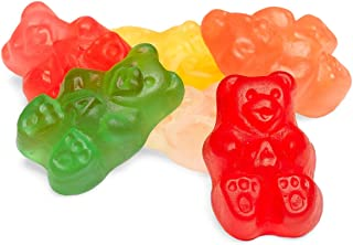 product image for Albanese Assorted Gummi Bears, Sugar Free, 5-Pound Bags (Pack of 2)
