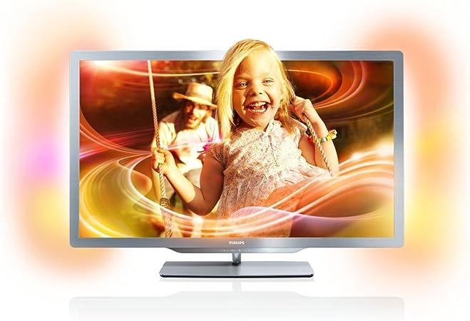 Philips 55PFL7606K/02 - Televisión LED de 55 pulgadas Full HD (200 Hz): Philips: Amazon.es: Electrónica