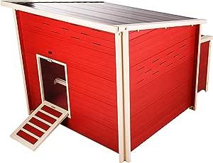 New Age Pet ecoFLEX Fontana Chicken Barn, Jumbo