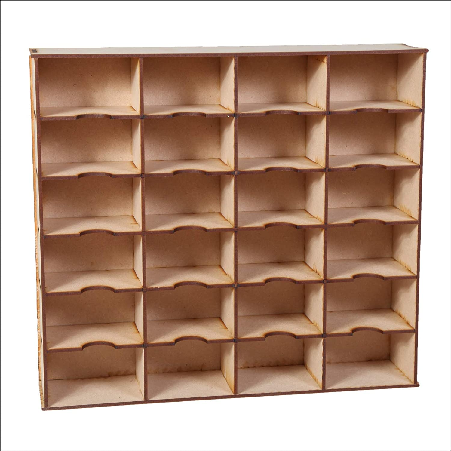 Ink pad Storage Holder for Tim Holtz Sized Distress Inks Holds up to 48 Ink Pads