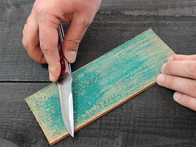 Amazon.com: BeaverCraft - Kit de afilado de cuero para ...