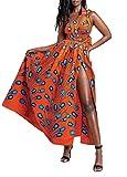 Rebecca Women's Africa DIY Band Floral Print