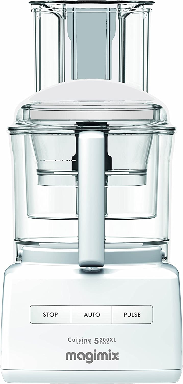Magimix CS 5200 XL 1100W 3.6L Blanco - Robot de cocina (3,6 L ...