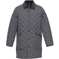 Barbour Liddesdale SL Long Wool SMQ0004