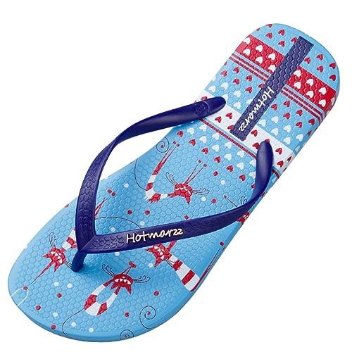 3c2c0c1229e Hotmarzz Chanclas para Mujer Aves Sandalias Verano Playa Zapatillas Piscina  Flip Flops  Amazon.es  Zapatos y complementos