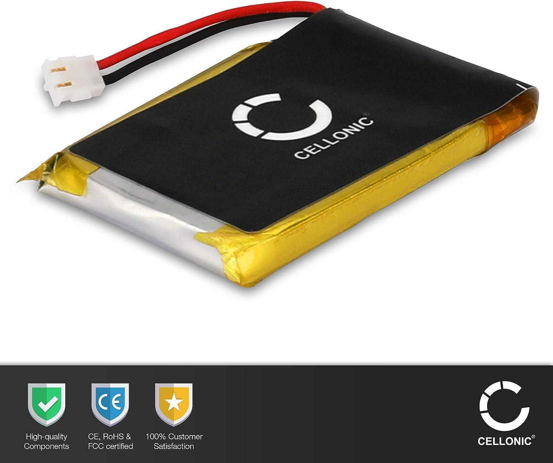 361-00076-00 250mAh Accu Rechange Remplacement subtel/® Batterie Premium Compatible avec Garmin Forerunner 620