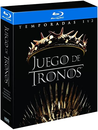 Pack Juego De Tronos Temporada 1-2 Blu Ray [Blu-ray]: Amazon.es ...