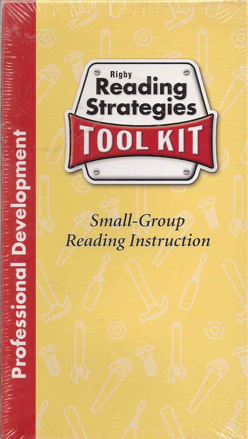 Amazon Rigby Reading Strategies Tool Kit Small Group Reading