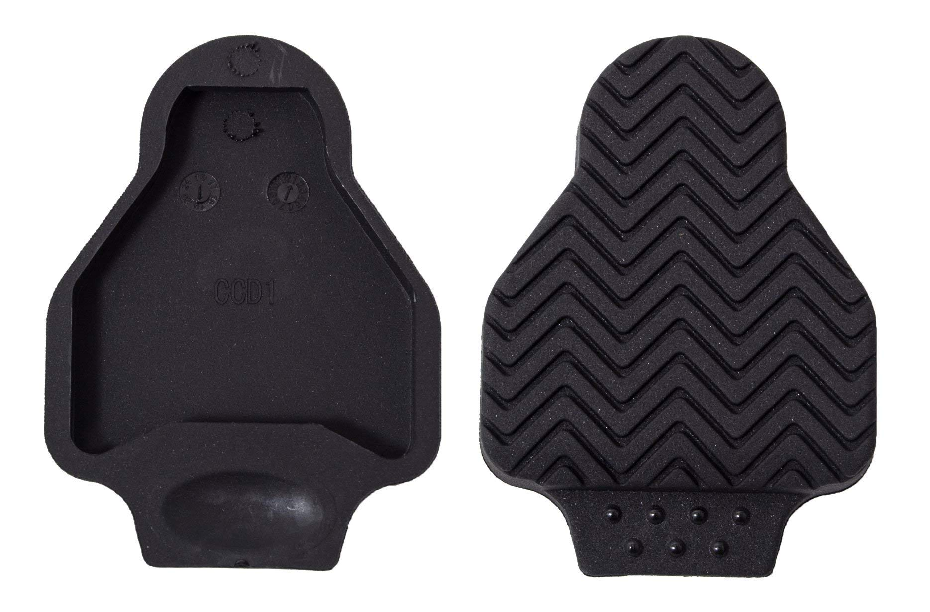 Tommaso Cycling Cleat Cover for Use with Look Delta Cleats by Tommaso