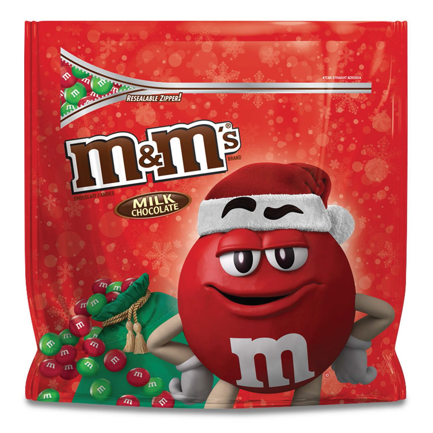 Amazon M&M S Holiday White Peppermint Chocolate Christmas