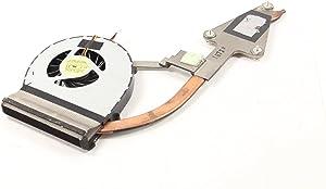 Dell DFS531005MC0T Vostro 3700 V3700 3 Pin 5V 0.5A CPU Cooling Fan with Heatsink PXN1M 0PXN1M CN-0PXN1M