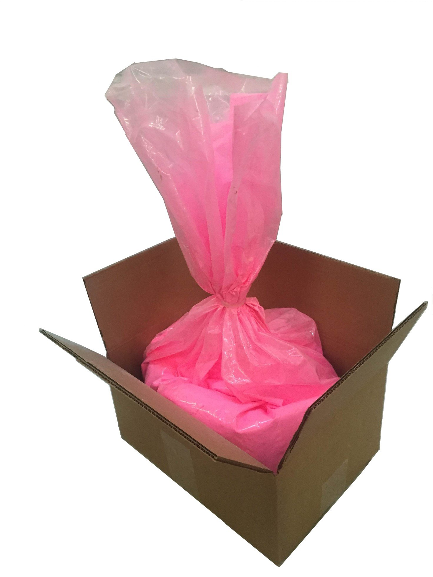 Holi Color Powder | Celebration Powder | Neon/Afterdark Pink | Bulk 25 lbs.