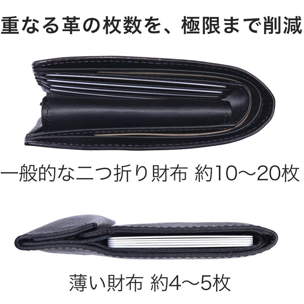 59c9d5db5086 Amazon | 薄い財布 abrAsus (アブラサス) classic イエロー | 財布