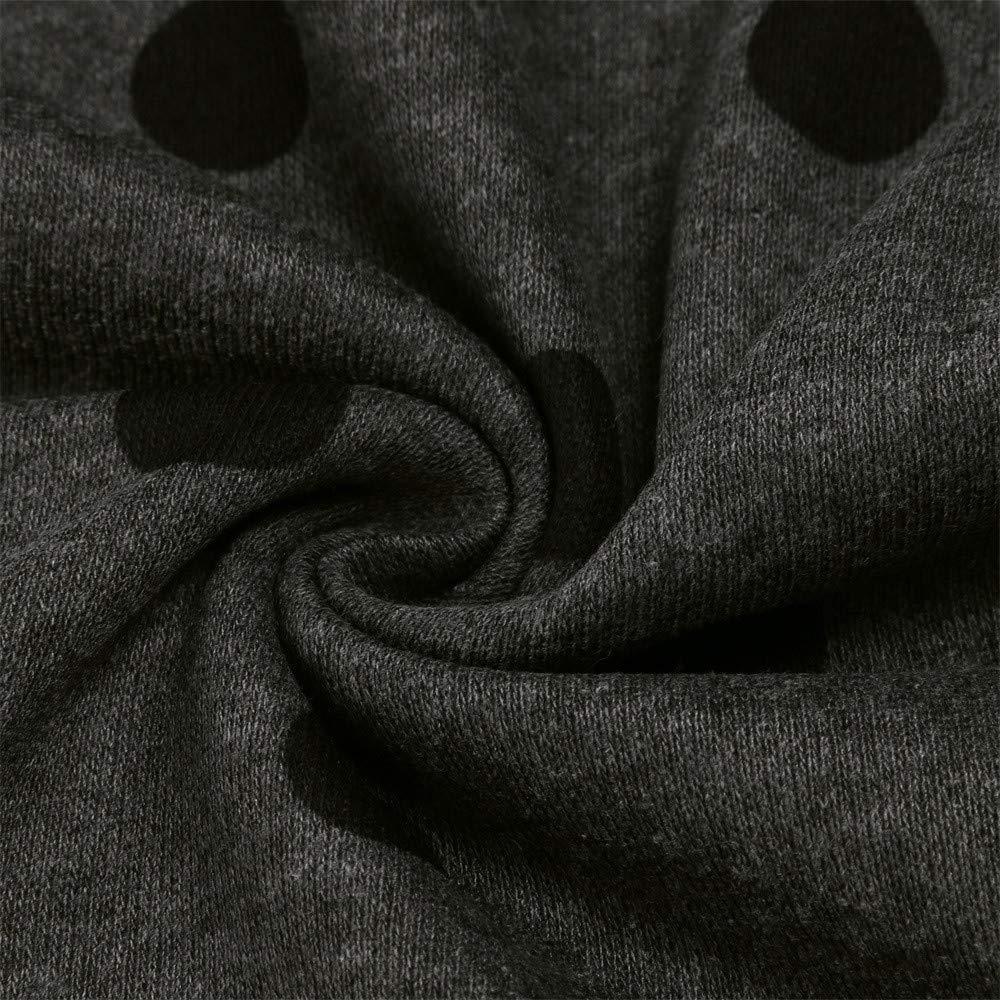 Huixin Abbigliamento Premaman Donna Inverno Autunno Felpe Allattamento Lunga Costume Maglione Manica Pullover Felpa Incinta Allattamento al Seno Mamma maternit/à Camicia Gravidanza Top con