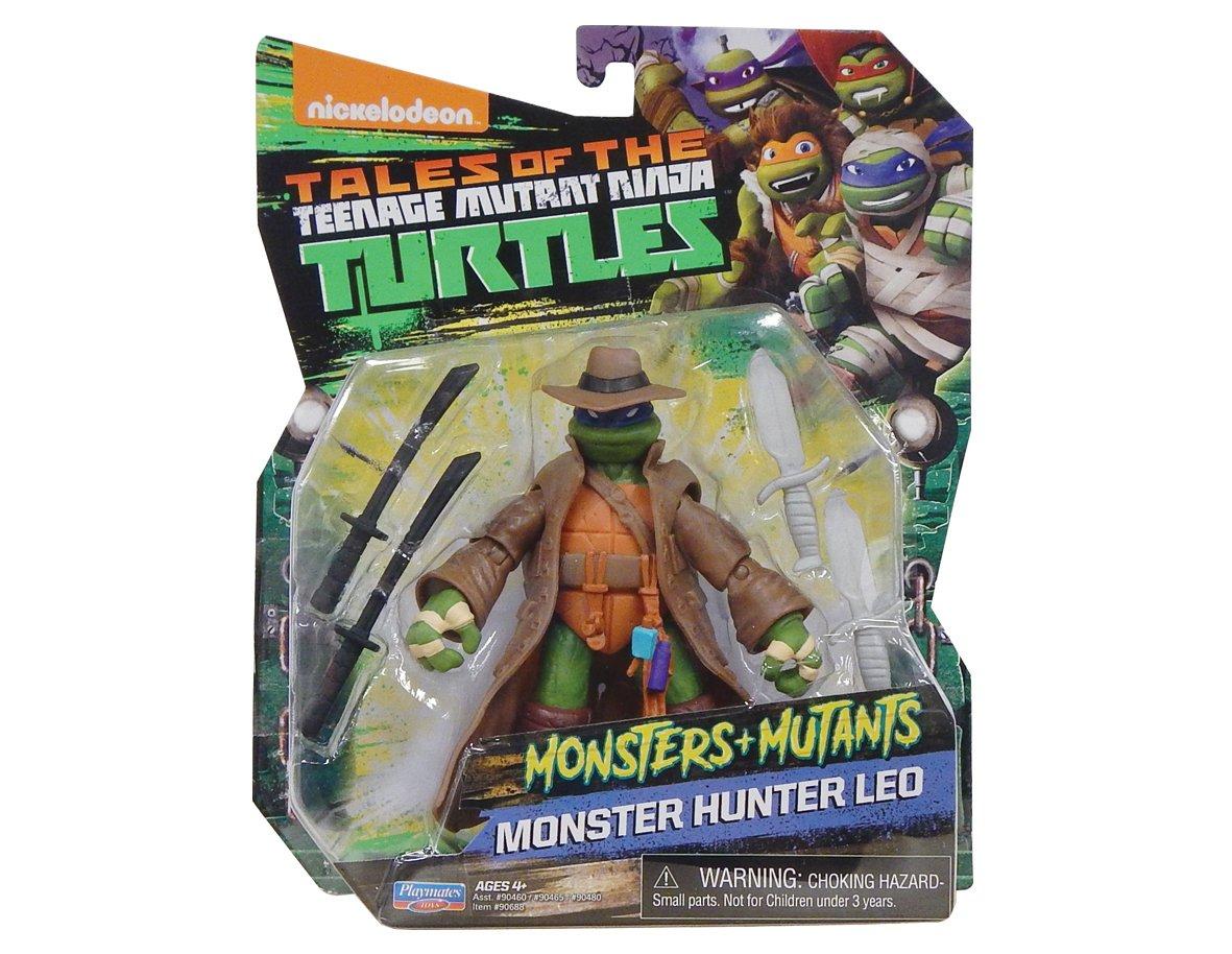 Teenage Mutant Ninja Turtles Figuras de acción de Las ...