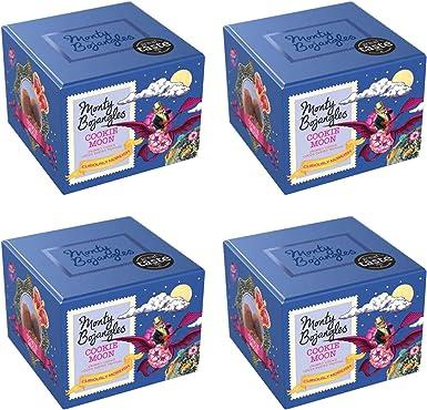 Monty Bojangles Cookie luna curioso trufas 150 g: Amazon.es ...