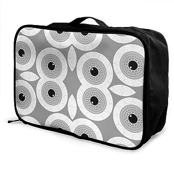 Amazon.com: Bolsa de equipaje ligera y de gran capacidad ...