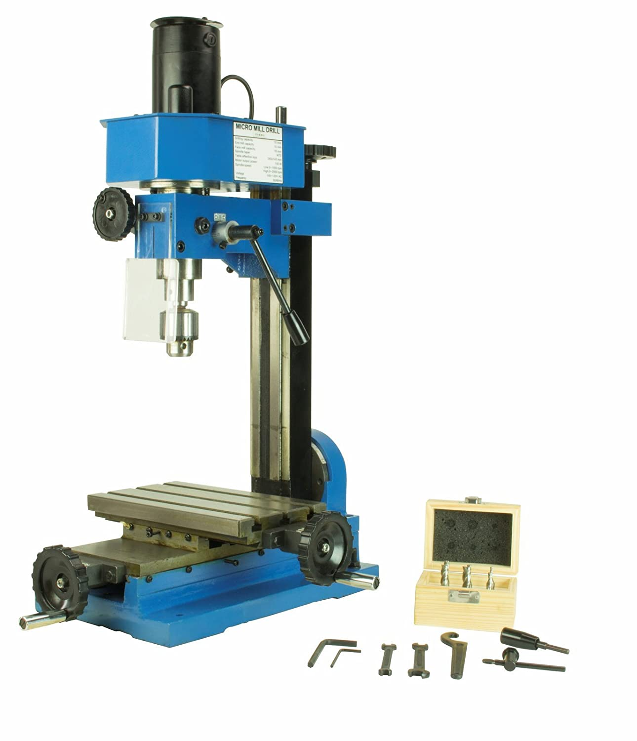 Power Metal Lathes Hand Tools Fan Speed Controller The Hobbymachinist Friendly Machinist Erie Variable Mini Milling Machine Benchtop Drilling And Machining Gear Driven With Adjustable Depth