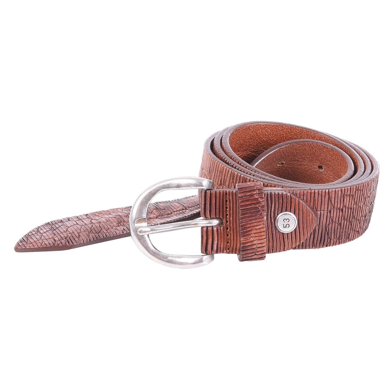 Luxury Fashion Season Permanent Minoronzoni 1953 Mens MRF166C025C61 Brown Belt