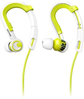 Philips SHS3300WT/10 - Auriculares deportivos, color blanco ...
