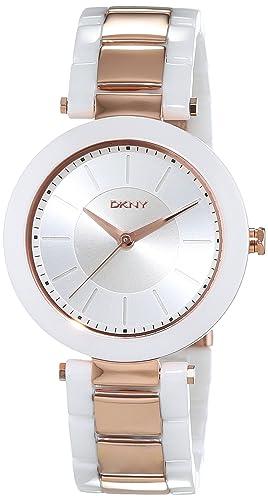 Reloj DKNY para mujer-reloj analógico de cuarzo NY2290: Amazon.es: Relojes