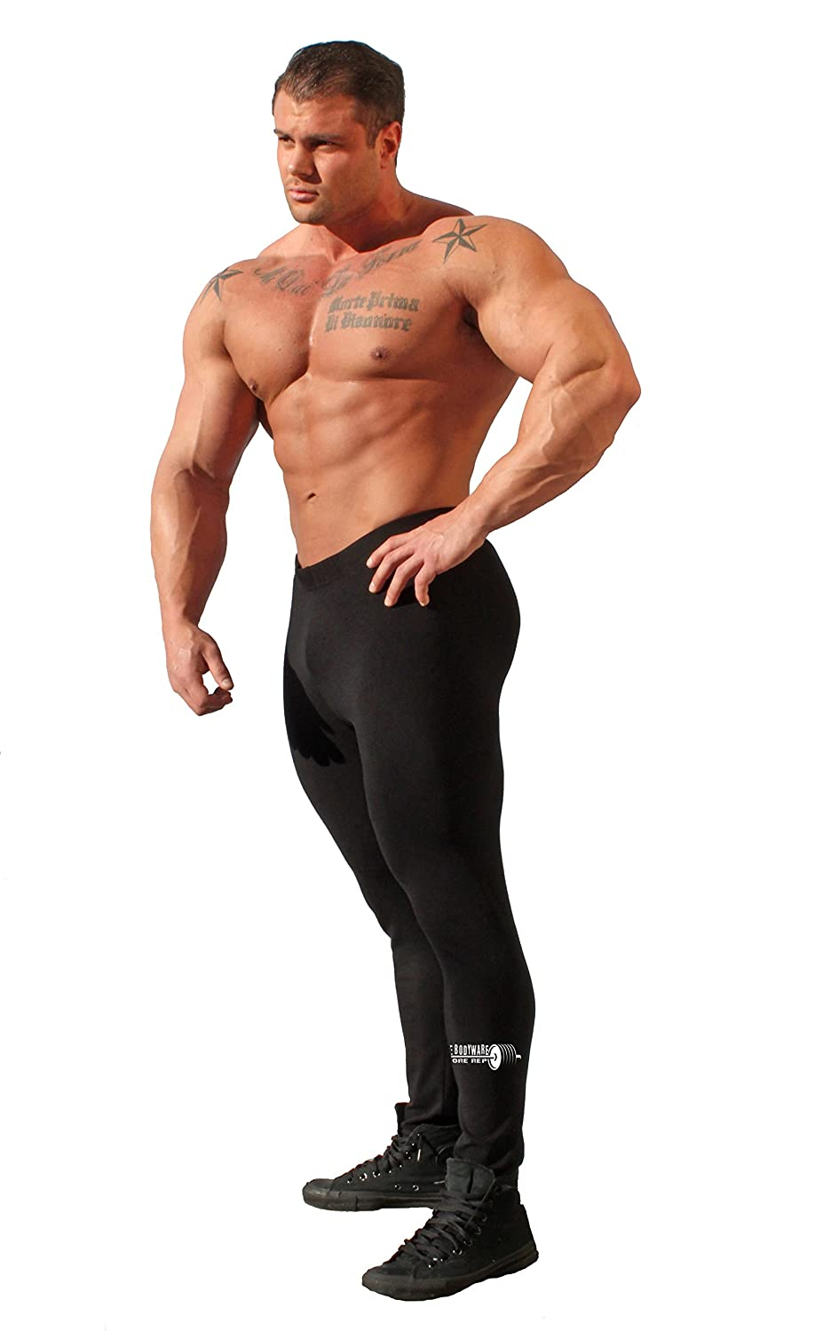 Amazon Physique Bodyware Mens Bodybuilding Leggingstights