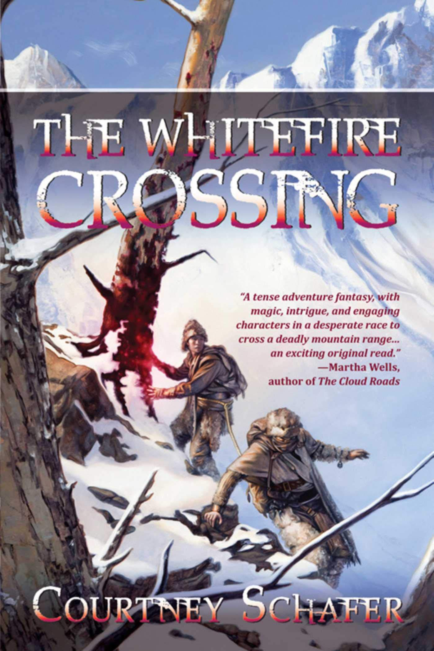 The Whitefire Crossing: The Shattered Sigil, Book One: Courtney ...