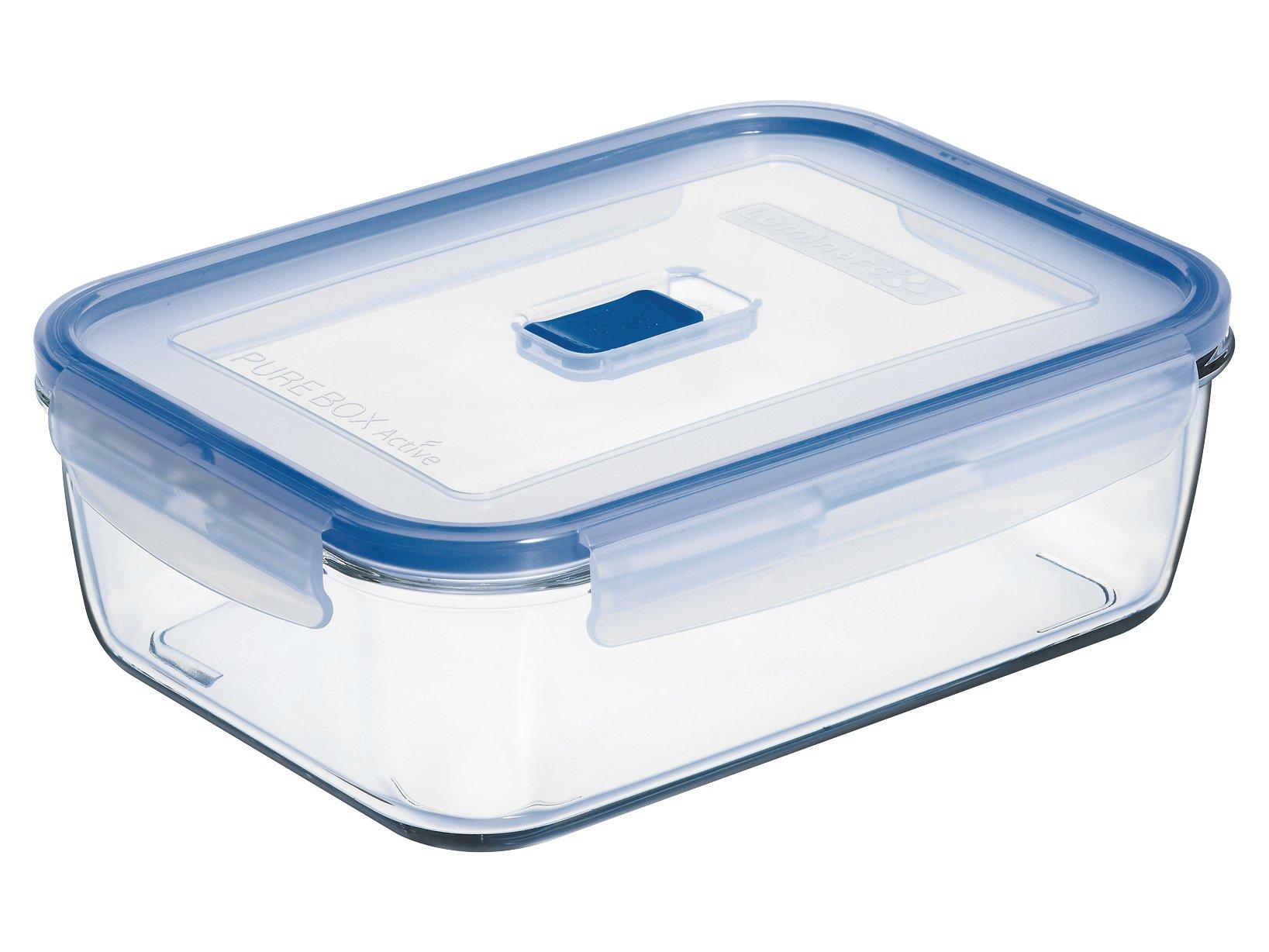 Aufbewahrung Glas Mit Deckel: Amazon.de