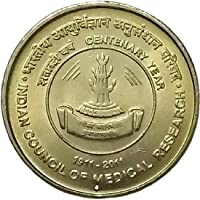 Genuine Coins Gallery.Indian Council of Medical Research Coin