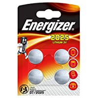 Energizer E300849102 Pila Specialistica, 4 Pezzi, Grigio