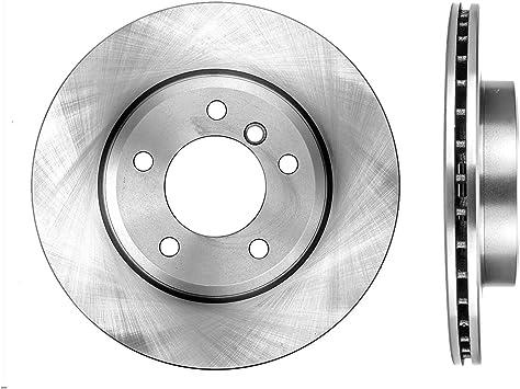 OE Replacement Rotors Metallic Pads F+R 2001 2002 2003 2004 BMW 325i//325Ci E46