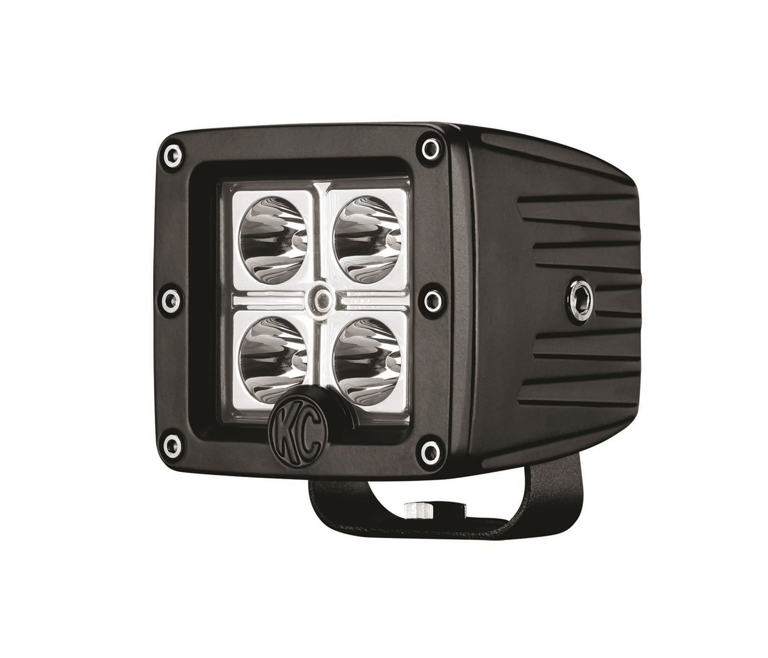 KC HiLiTES 1330 C3 3' 12W LED Spot Light