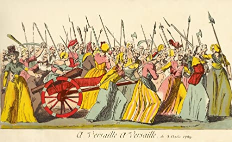 com of the poissardes or market women to versailles of the poissardes or market women to versailles on 5th 1789 during the french