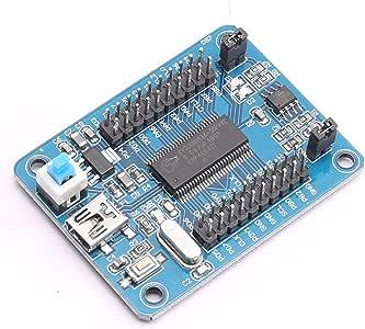 DEVMO EZ-USB FX2LP CY7C68013A USB Logic Analyzer core Board+Source Code Module