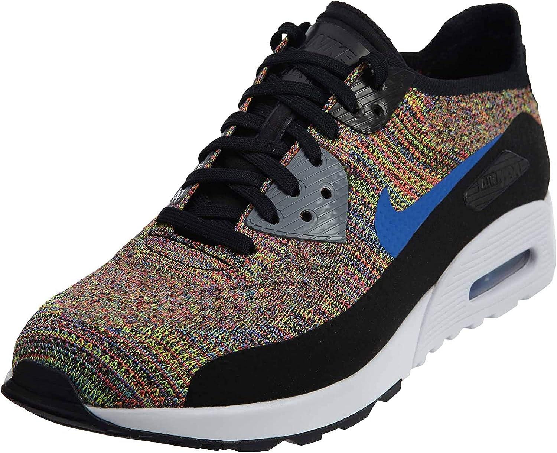 Nike Jungen Boys Huarache Run (Gs) Shoe Sneaker Schwarz Mittellau Grau Kalt 001