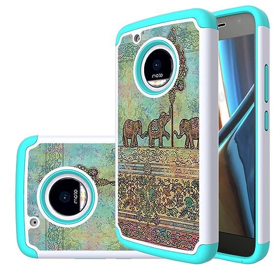 low priced 68b0a ac332 Amazon.com: Moto G5 Plus Case,Moto G Plus (5th Generation) Case ...