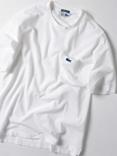 Drop Tail Pocket Tee 112-11-5024: White