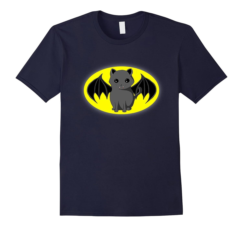 BATCAT Shirt, Bat Cat Catman, Funny Sarcastic Tshirts-CL