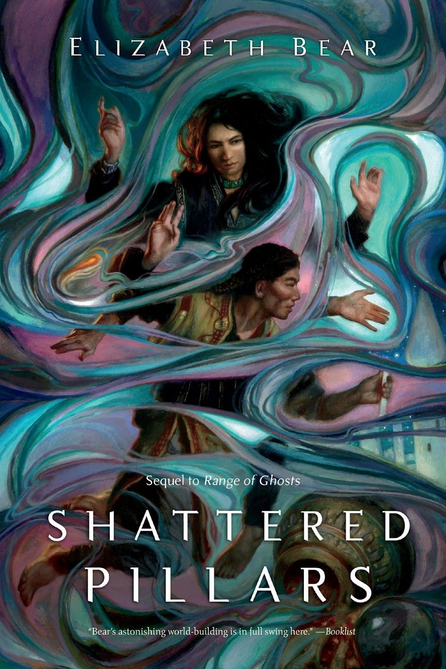 Read Online Shattered Pillars (The Eternal Sky) pdf