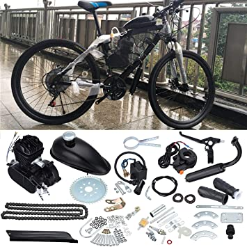 Rings 80cc Petrol Gas Motorised Bicycle Engine Conversion Kit Piston