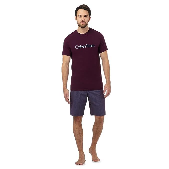 Calvin Klein - Pijama - para Hombre Morado Morado Small