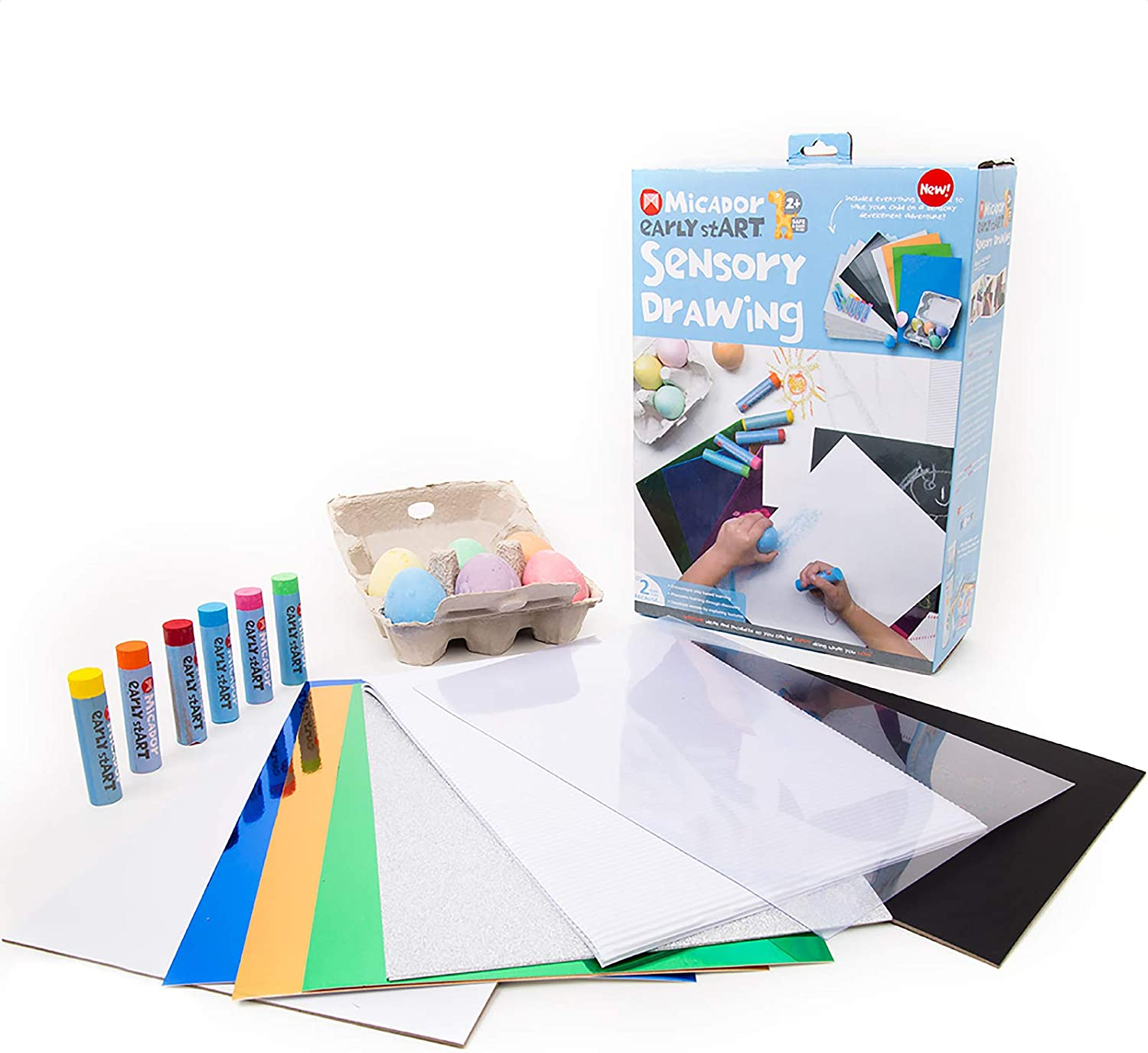 Assorted Micador early stART Sensory Drawing